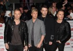 Westlife - Mirror Pride of Britain Awards 2010