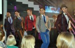 """Die Band """"The Overtones"""""""