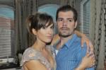 Pia (Isabell Horn) und Leon ( Daniel Fehlow)