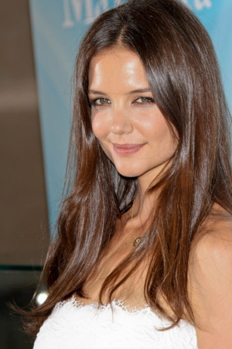 Katie Holmes - Women In Film's 2011 Crystal
