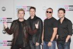 Nickelback - 2011 American Music Awards