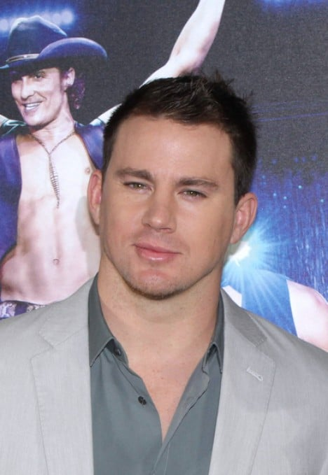 "Channing Tatum - ""Magic Mike"" Germany Photocall"