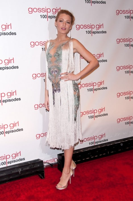 "Blake Lively - ""Gossip Girl"" Celebrates 100 Episodes"