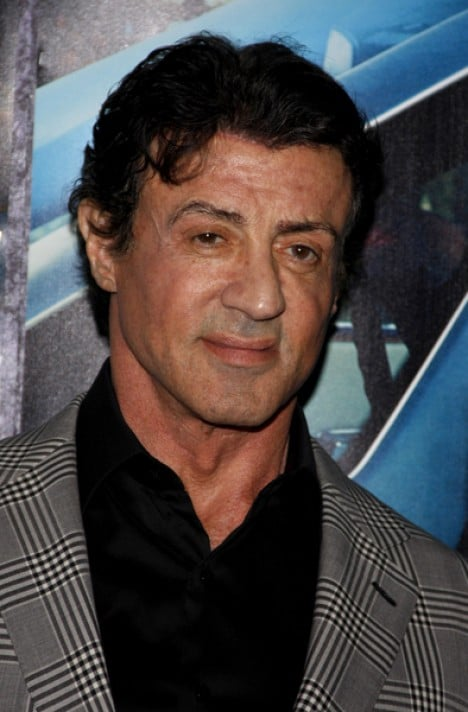 "Sylvester Stallone - ""His Way"" Los Angeles Premiere"
