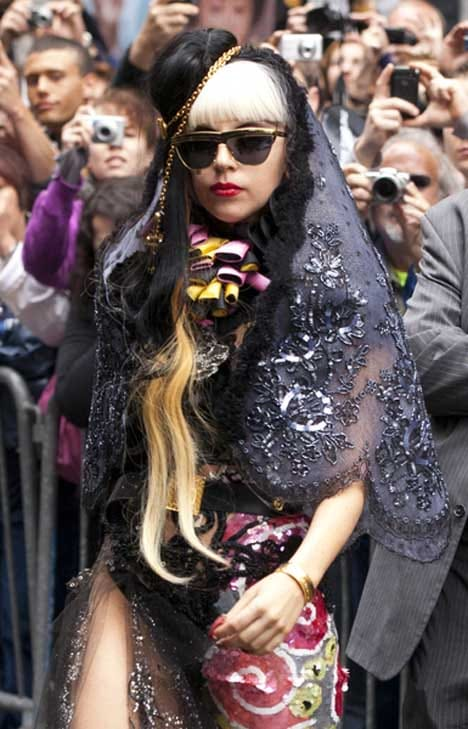 """Lady GaGa - """"Late Show with David Letterman"""""""