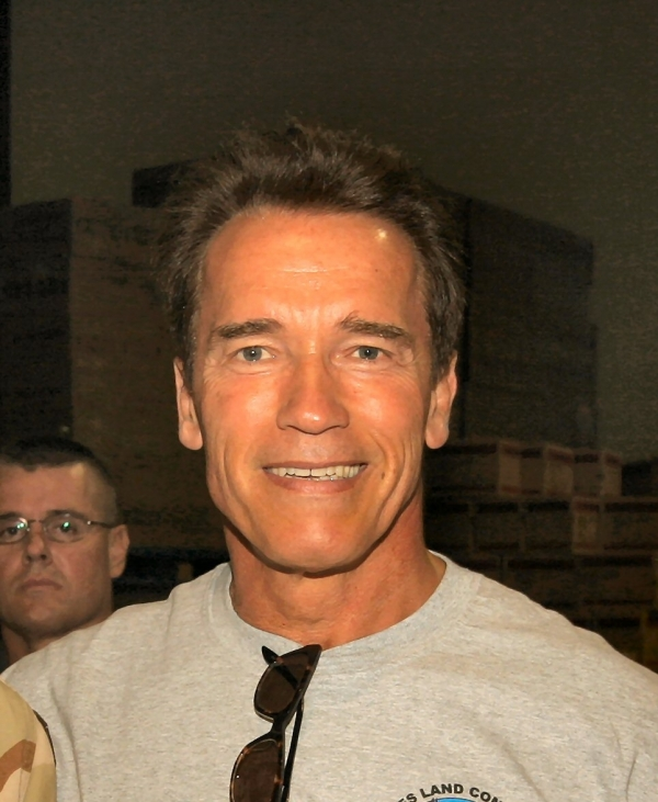 Arnold Schwarzenegger, dts Nachrichtenagentur