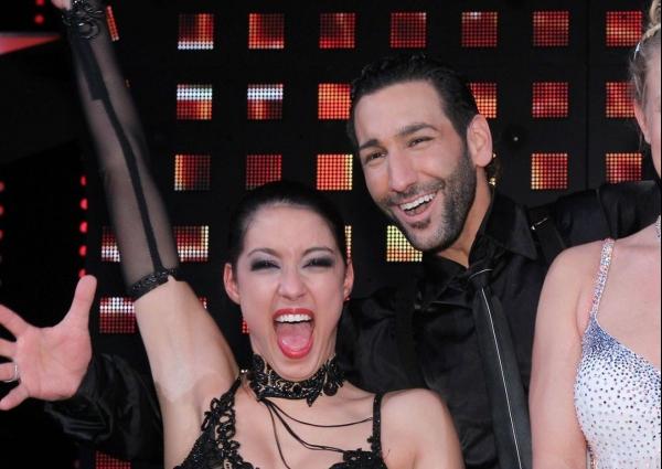 Rebecca Mir und Massimo Sinato, RTL / Stefan Gregorowius, Text: dts Nachrichtenagentur
