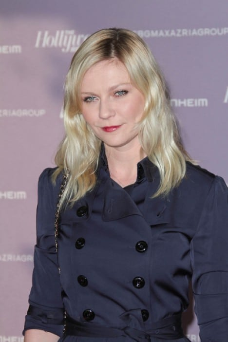 Kirsten Dunst - 2011 Women in Entertainment Power 100 Breakfast Sponsored by the Hollywood Reporter
