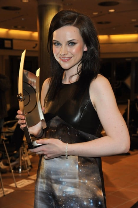Amy Macdonald - Echo Awards 2011