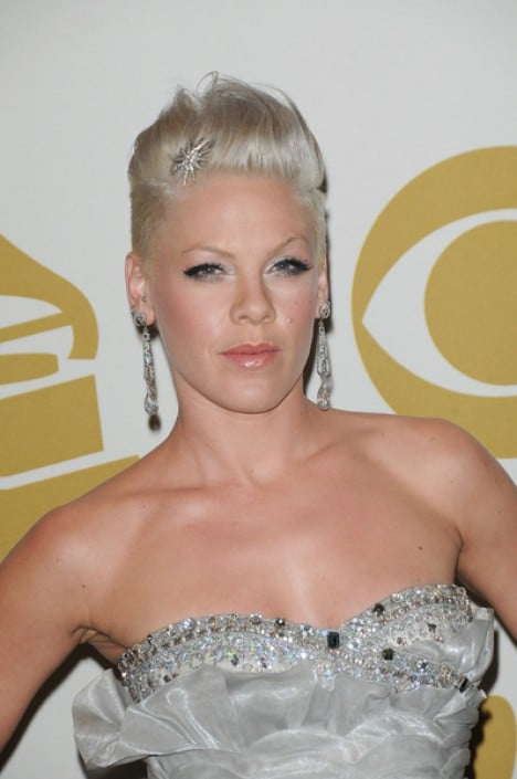 Pink - 52nd Annual GRAMMY Awards