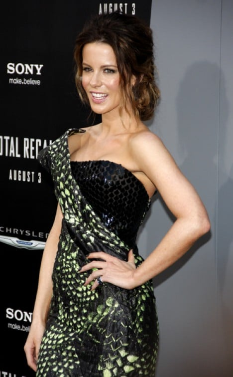 "Kate Beckinsale - ""Total Recall"" Los Angeles Premiere"