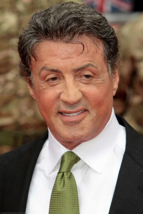 """Sylvester Stallone - """"The Expendables 2"""" UK Premiere"""
