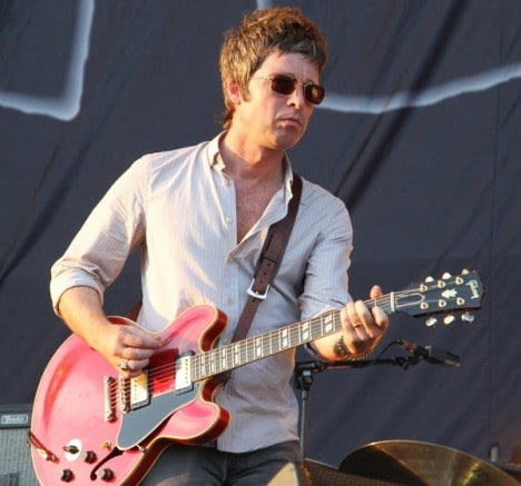 Noel Gallagher - V Festival 2012 - Day 1