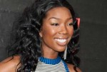 Brandy Visits Power 99 FM WUSL's iHeartRadio Theatre in Bala Cynwyd