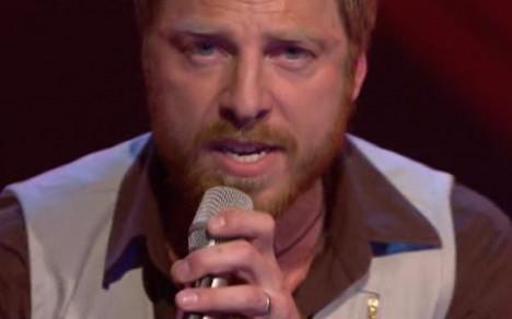 JJ bei X Factor 2012