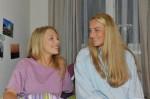 Lilly (Iris Mareike Steen, li.) und Maren (Eva Mona Rodekirchen)