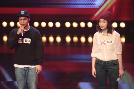 Student Pao (25) und die Schülerin Chiara (17)