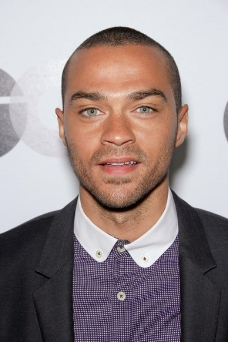 "Jesse Williams - GQ 2011 ""Men of the Year"" Party"