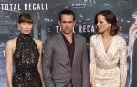 Colin Farrell, Jessica Biel and Kate Beckinsale