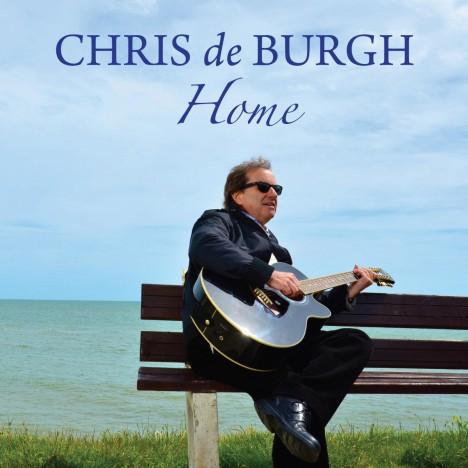 Ablumcover Chris de Burgh Home