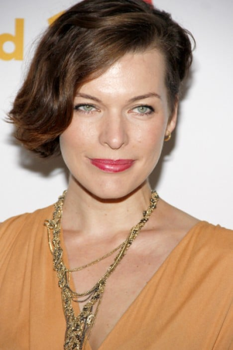 Milla Jovovich - 23rd Annual GLAAD Media Awards
