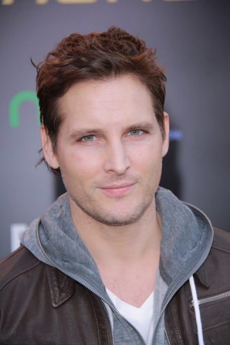 "Peter Facinelli - ""The Hunger Games"" Los Angeles Premiere"