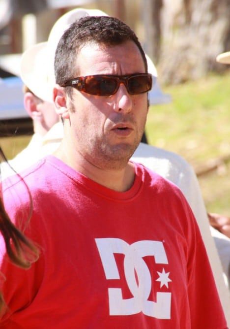 Adam Sandler - The 2nd Annual Veuve Clicquot Polo Classic - Will Rogers State  Park