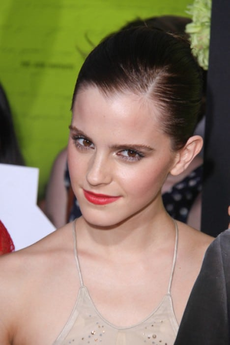 "Emma Watson - ""The Perks of Being a Wallflower"" Los Angeles Premiere"