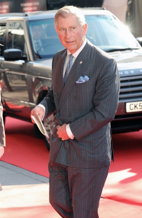 Prince Charles - The Prince's Trust and L'Oreal Paris Celebrate Success Awards 2011