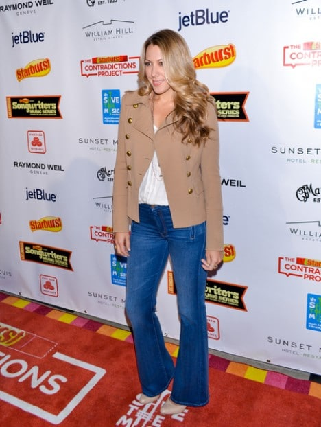 Colbie Caillat - Starburst Presents Songwriters Music Series To Benefit The VH1 Save The Music Foundation