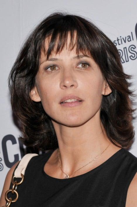 Sophie Marceau - 2010 Paris Cinema Festival