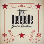 The Baseballs Christmas Cover