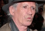 """Keith Richards - """"Pirates Of The Caribbean: On Stranger Tides"""" World Premiere"""