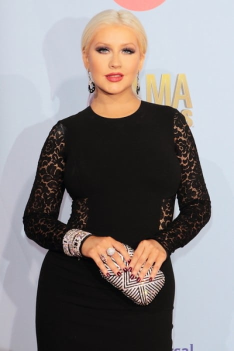 Christina Aguilera - The 2012 NCLR ALMA Awards