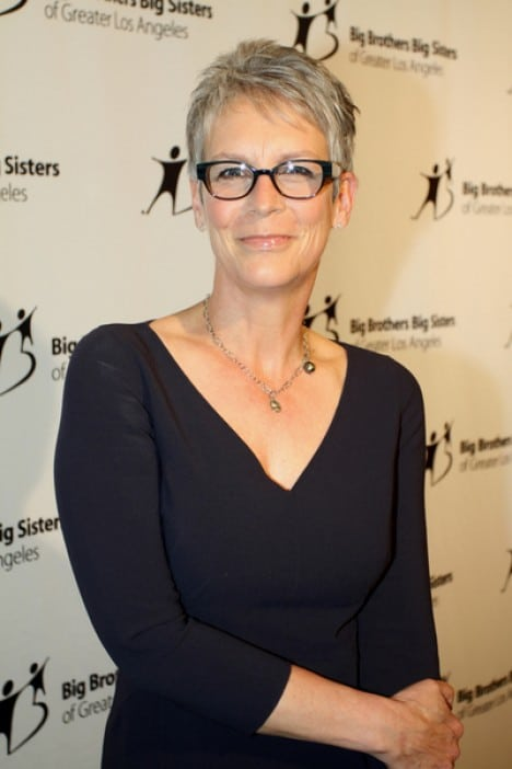 """Jamie Lee Curtis - 2012 Big Brothers and Big Sisters """"Accessories for Success"""" Spring Luncheon and Fashion Show"""