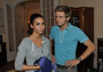 Philip (Jörn Schlönvoigt) und Ayla (Sila Sahin) bei GZSZ