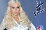"Christina Aguilera - ""The Voice"" Press Conference"