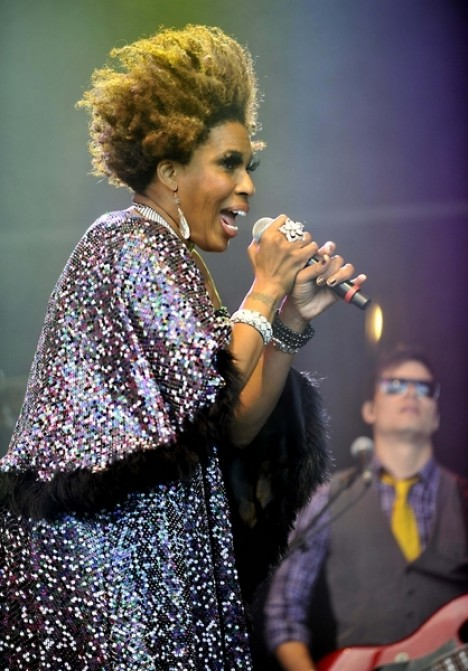 Macy Gray - Cornbury Music Festival - Day 2