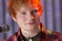 Ed Sheeran Visits New.Music.Live. in Toronto on September 17, 2012