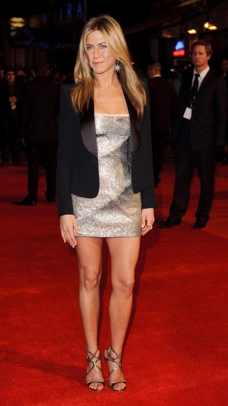 "Jennifer Aniston - ""The Bounty Hunter"" UK Premiere"