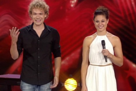 Thomas und Amelie
