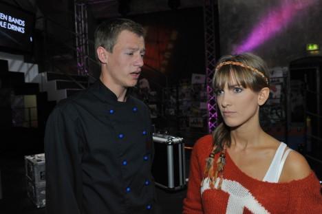 Pia (Isabell Horn) und Vince (Vincent Krüger) bei GZSZ
