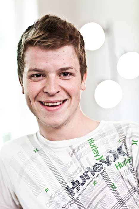Kandidat Barne Heimbucher (20)