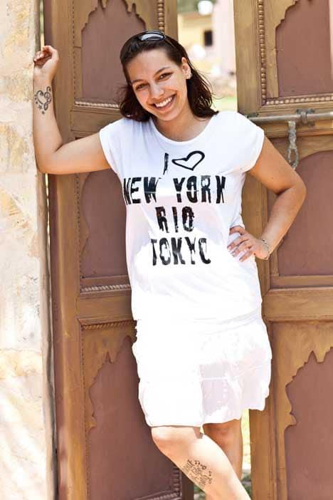 Kandidatin Melissa Heiduk (23)