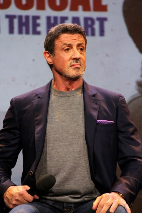 """Sylvester Stallone - """"Rocky - Das Musical"""" (""""Rocky - The Musical"""") Germany Press Conference"""