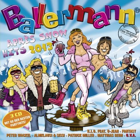 Ballermann Apres Snow 2013