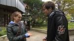 Hanna und Joshua bei Berlin Tag und Nacht