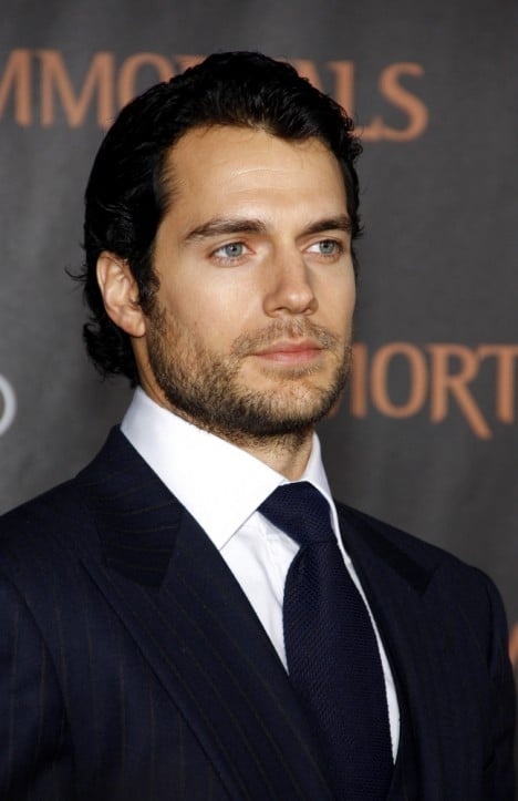 "Henry Cavill - ""Immortals"" Los Angeles Premiere"