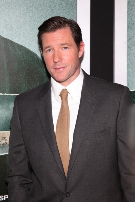 Edward Burns - Premiere of Alex Cross at The ArcLight Cinerama Dome on October 15, 2012 Arrivals