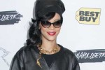 "Rihanna ""Unapologetic"" Album Launch Arrivals and Q&A at Best Buy in New York City"